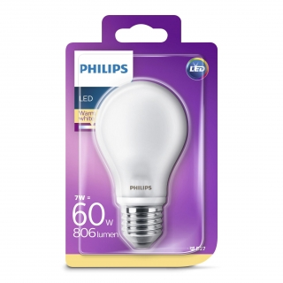 Bombilla Estandar Led Philips 60 W  E27
