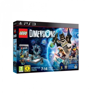 Lego Dimensions Starter Pack para PS3