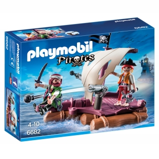 Playmobil - Balsa Pirata