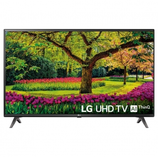 TV LED 124,46 cm(49'') LG 49UK6300, UHD 4K, Smart TV
