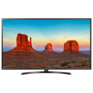 TV LED 165.1 cm (65'') LG 65UK6400, UHD 4K, Smart TV