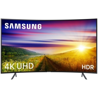 TV LED 124.46 cm (49'') Samsung 49NU7305, Curvo, UHD 4K, Smart TV