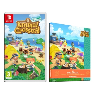 Animal Crossing New Horizons para Nintendo Switch + Guía Oficial