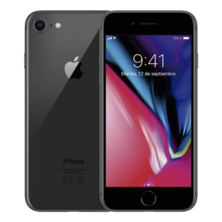 Apple Iphone 8 64 Gb Gris Espacial Mq6g2ql/a