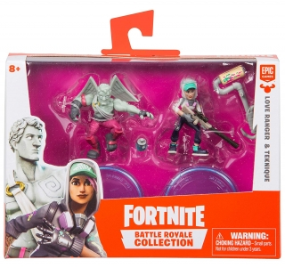 Fortnite 35632. Pack De 2 Figuras.
