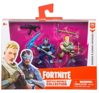 Fortnite 35633. Pack De 2 Figuras.