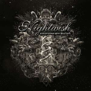 Cd. Nightwish. Endless Forms Most Beautiful
