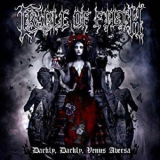 2cd. Cradle Of Filth. Darkly Darkly Venus Aversa