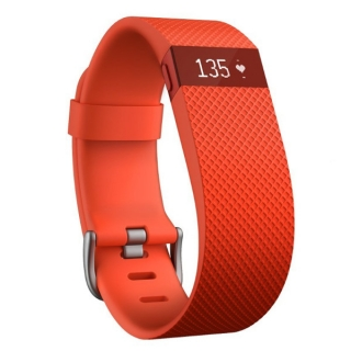 Fitbit Charge Hr Naranja