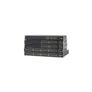 Cisco - Slm2016t Managed Network Switch Gris