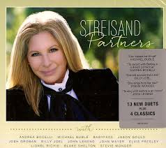 2cd. Barbra Streisand. Partners