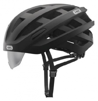 Abus Casco In-vizz Ascent Negro L