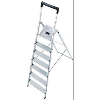 Escalera aluminio 7 pelda os carrefour las mejores for Oferta escalera aluminio
