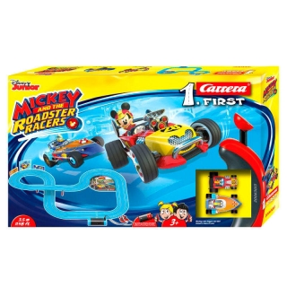Circuito Carrera First Mickey Roadster Racers Disney