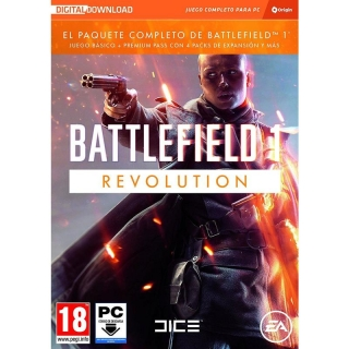 Battlefield 1 - Revolution Ed. Pc