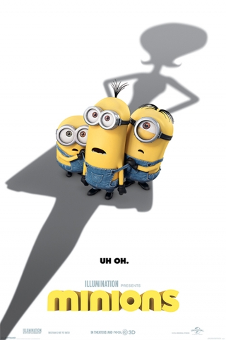 Maxi Poster Minions Uh Oh