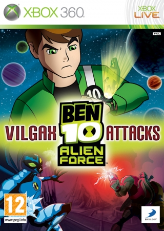 Ben 10 Alien Force: Vilgax Attacks 360