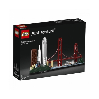 21043 San Francisco, Lego(r) Architecture