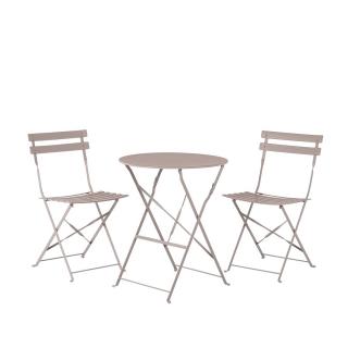 Set balc n mesa plegable 4 sillas las mejores ofertas for Casitas infantiles jardin carrefour