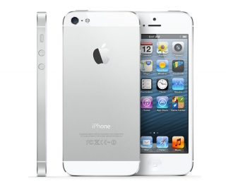 Iphone 5s 16 Gb Plata Libre Reacondicionado Grado A
