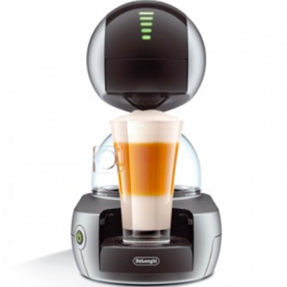 Delonghi Cafetera Dolce Gusto Stelia Flow Stop Silver