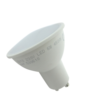 Bombilla Led Gu10 De 6w De 120º Natural 4000k