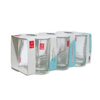 8 Copas de Plástico CARREFOUR HOME 6 fbad6f222f5f
