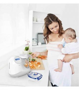 Robot de cocina russell hobbs 21850 56 las mejores ofertas de carrefour - Maxicook superchef ...