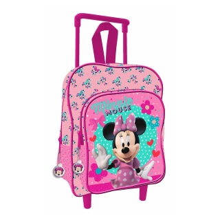 Mochila Trolley 30 Cms. Minnie