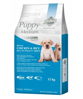 Dnm Puppy Medium 15 Kg