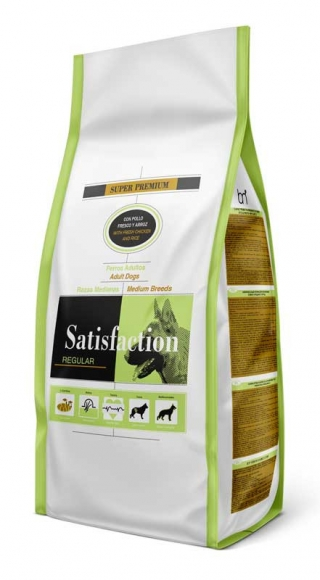 Satisfaction Regular Medium 15 Kg