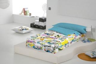 Ropa de cama La volatil Doraemon   Carrefour.es
