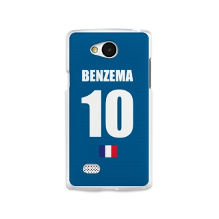 Funda Gel Lg Joy Becool Benzema