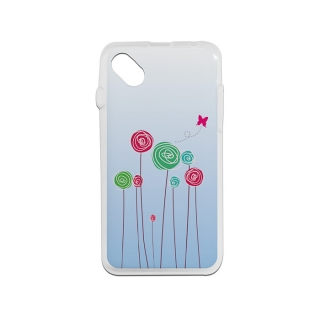 Funda Gel Wiko Sunset 2 Becool Baby On Board Flores