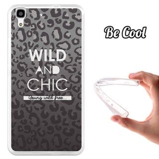 Funda Gel Huawei Y6 Becool Wild And Chic