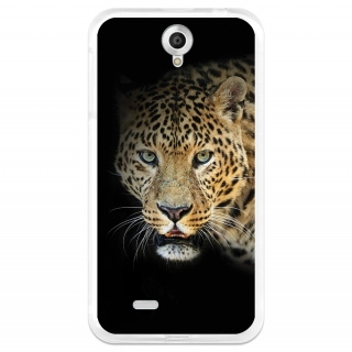 Funda Gel Flexible Tpu Para Lenovo A850 Guepardo - Becool®
