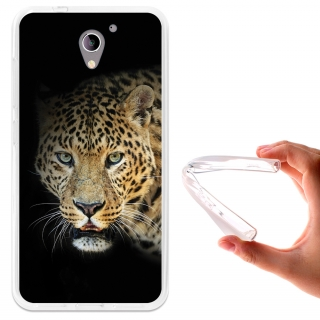 Funda Gel Flexible Tpu Para Zte Blade A510 Guepardo - Becool®