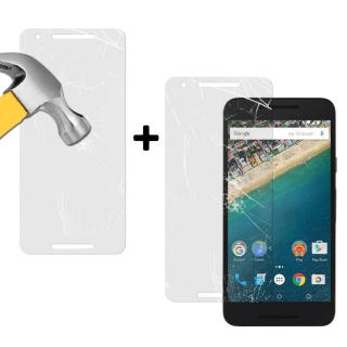 Pack Double Protection Para Nexus 5x - Becool®