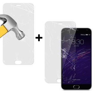 Pack Double Protection Para Meizu M2 Note - Becool®