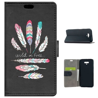 Becool® - Funda Libro Wild And Free Para Huawei Honor Magic