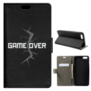 German Tech® - Funda Libro Game Over Para Xiaomi Mi6 Plus