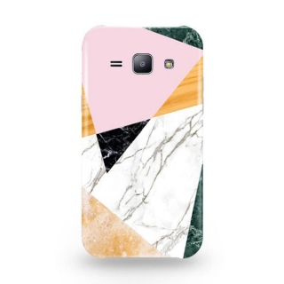 Funda Caseland Collage Samsung Galaxy J1 Flexible