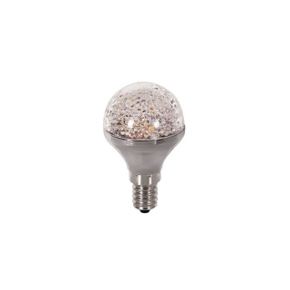Bombilla Kaleido Led 3.5w Esferica E14 250 Lm 2700k Regulable 72x42d