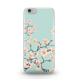Funda Caseland Flowered Iphone 6/6s Plus Rigida