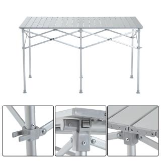 Mesa auxiliar plegable 60x40cm las mejores ofertas de for Mesas de camping plegables carrefour