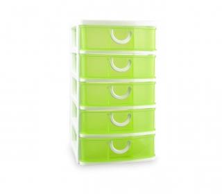 Caja de pl stico pratik box carrefour home a5 alta transparente las mejores ofertas de carrefour - Cajoneras de plastico carrefour ...
