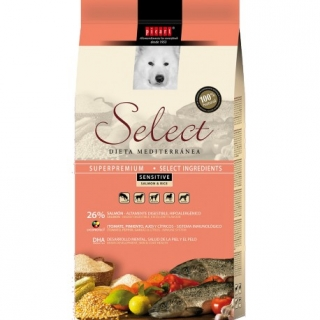 Picart Select Sensitive Salmon & Arroz - Saco De 15 Kg