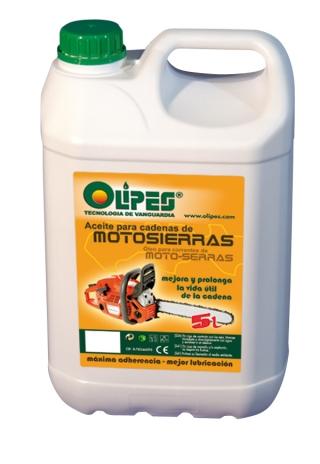 Aceite cadena motosierra maxicer 771006 5 l con - Aceite cadena motosierra ...