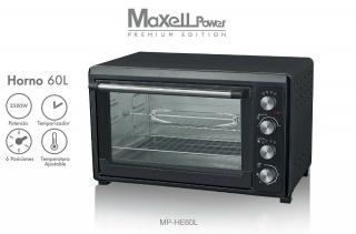 Horno sobremesa mandine mto380e 17 las mejores ofertas for Ofertas de hornos electricos