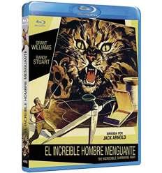 El Increíble Hombre Menguante  Bd 1957 The Incredible Shrinking Man [blu-ray]